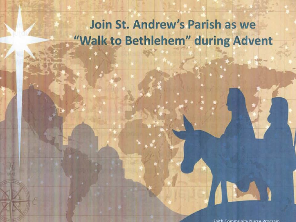 Walk to Bethlehem image