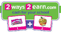 Register with 2 Ways to Earn for the benefit of